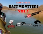 Anglers Tv Lake El Salto BASSMONSTERS, Vol.2
