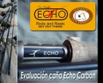 Evaluación Caña ECHO Carbon, Review